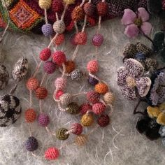 penguinvicki: Beautiful Sophie Digard necklaces