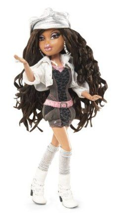 Bratz Talking Doll- Yasmin by MGA Entertainment. $42.94. Classic Yasmin Doll. Tons of games. Awesome voice recognition lets you answer your Bratz doll?s questions. First ever fully-articulated 12? Bratz. Tons of activities. From the Manufacturer                Ever wish your Bratz could talk back? Now she can. Bratz Chat can talk, ask questions, and understand your answers. She plays games and gossips like a real BFF. It's tons of fun till the party's done.    ...
