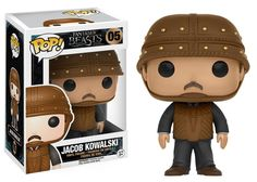 Fantastic Beasts ... now in stock! Get yours now at http://levelupfans.com/products/fantastic-beasts-pop-movies-vinyl-figure-jacob-kowalski-9-cm?utm_campaign=social_autopilot&utm_source=pin&utm_medium=pin