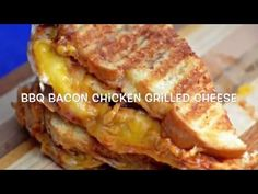 BBQ Chicken Grilled Cheese Will Make You Sing in the Rain – Recipes For Our Daily Bread
