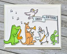 Avery Elle  - Band Camp Clear Stamps, $15.00 (http://www.averyelle.com/band-camp-clear-stamps/)