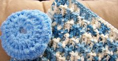 Here is my first tutorial.  These amazing little scrubbies are the reason I taught myself to crochet, that and to pass the hours, days and ...