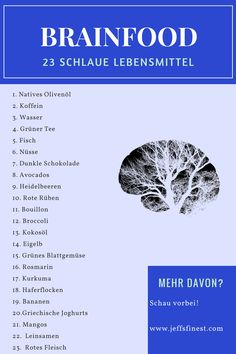 23 richtig schlaue Lebensmittel Broccoli, Avocado, Turmeric, Pisces, Foods, Health, Lawyer