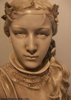 Bust of Joan of Arc