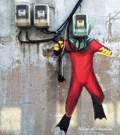 Street Art                                                                                                                                                                                 Más