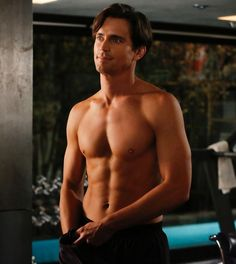 Matt Bomer - 20 Hot Celebrities We Wish We Could Spend Valentine's Day With - Socialite Life