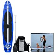 """RAVE Outback Inflatable SUP Stand Up Paddle Board - 10'6"""""""