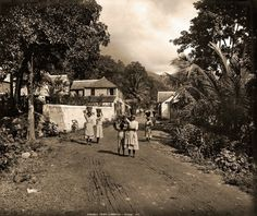 Making Jamaica: Incredible photography of the Caribbean island in the 1890s