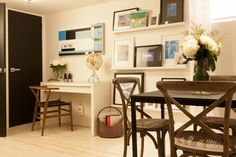 Yoni and Shannon's #IncomeProperty rental is fully staged and ready to list - feat. @ShawFloors @canvasgallery