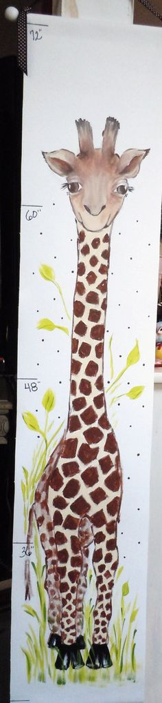 Bird Tree Personalized Growth Chart Trees Growth Charts And Art