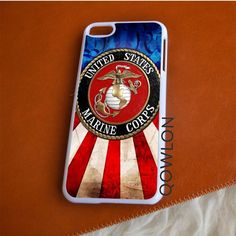 US Marine Flag iPod Touch 6 | 6TH GEN Case