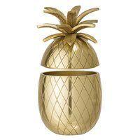 Bloomingville Gold Pineapple Ice Bucket