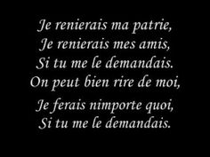 Edith Piaf - Non, Je ne regrette rien Sing To Me, Songs To Sing, Me Me Me Song, Music Songs, Music Videos, French Songs, I Love Paris, Oh My Love, Teaching French