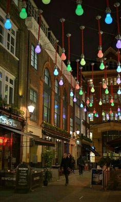 Carnaby St. Londres