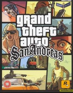 GTA San Andreas Game in Games.Njeklik.Com