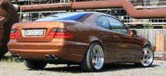 Leistungsträger: Mercedes CLK 230 2000er Coupé (C208) mit 276 PS