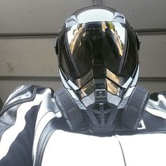 My custom new helmets AFX
