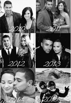If we're being completely honest here, when Demi Lovato and Wilmer Valderrama first started dating, we were somewhat confused. That Show's Fez and another Wilmer Valderrama Instagram, Demi Lovato Wilmer Valderrama, Demi Wilmer, Demi Lovoto, Happy Birthday My Love, Destin, Disney Stars, Celebrity Couples, Celebrity Style