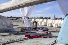 Blue Sky & Roses Singita Wedding