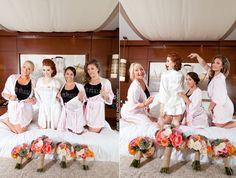 The team bride is ready!cancun destination wedding www.jaimeglez.com