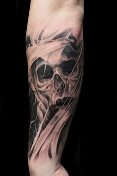 Tattoos - GHOUL - 101056