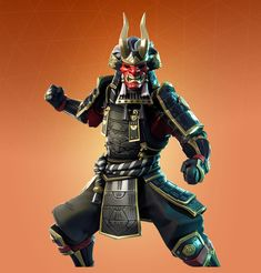 List of all Fortnite Skins and Character Outfits. High-Quality Images and List of All Battle Royale and Upcoming Leaked Skins. Funny Text Memes, Funny Fails, Military Ranks, Red Mask, Epic Games Fortnite, Ice King, Samurai Art, Season 8, New Skin