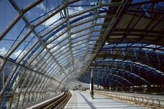 International Terminal Waterloo < Projects | Grimshaw Architects