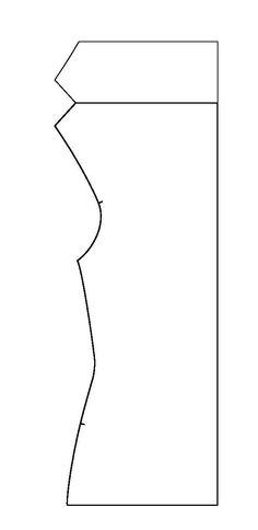 De eerste zomerdagen hebben hun intrede gedaan én de winkels liggen vol met tricot stoffen dus dat vráágt natuurlijk om gebruikt te worden voor T-shirt en topjes! Ik heb zelf dan ook al weer heel wat uurtjes besteed aan het maken van leuke zomer shirts.    Maar ik wil het deze keer niet hebben over het naaien van shirts maar over een goed patroon voor T-shirts en topjes. Het is mij opgeval ...