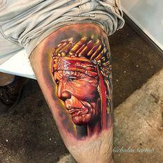 #tattoo #tattoostyle #tattooist #tattooing #tattoos #tattoolife #tattoolife #tatuagem #tatuaje #tatuagemfeminina #tattooinspiration #tattoogirl #tattooed #tattoosketch #collors #art #arte @art.of.pain @art_collective @tattoos.art @tattoo.artists @artsempirebrazil @vulkancolors @tatuadoresbrasileiros @tattoorealistic @tattoos_of_instagram @indios7l @indiangiver