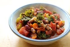 Comforting Veggie Bean Chili-Visit our website at http://www.tryrockfitness.com for a FREE TRIAL PASS