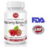 Raspberry Ketone Plus - Raspberry Ketones Pure - Raspberry Ketone Fresh - 100mg Raspberry Ketones - Burn Fat Naturally - Pure Raspberry Ketones Plus - 2 Month Supply From Body By Natra™ by Body By Natra™