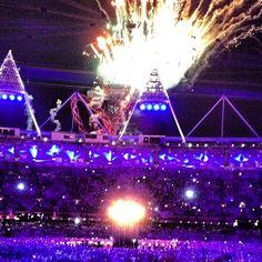 damedvedev's photo  of Olympic Stadium on Instagram