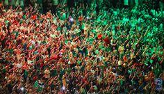 Abertura das Olimpíadas 2016 - Estádio do Maracanã