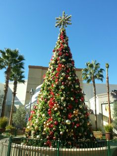 celebrating seasons at Promenade Temecula --