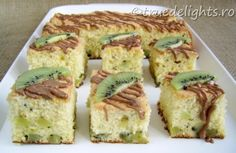Recipe Link No Longer Available - Yum Goggle Cupcake Recipes, Cupcake Cakes, Cupcakes, Food Cakes, Holiday Recipes, Great Recipes, Holiday Foods, Favorite Recipes, Kiwi Cake
