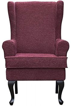 High Backed Chairs For The Elderly Transitional Occasional Orthopedic Seat Chair 21 Height Or New Paris Arm Winged Back 19