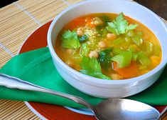 Thai Red Curry, Soup, Cooking, Ethnic Recipes, Bulgur, Kitchen, Soups, Brewing, Cuisine