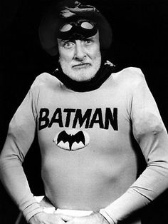 """Spike Milligan - wrote the template for future British humour. His gravestone epitaph - """"I told you I was ill."""""""
