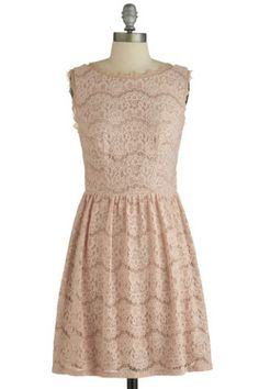 Happily Ever Actor Dress from ModCloth by CITY TRIANGLES :: Clozette Shoppe