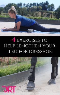 As a rider our goal is to supple and elastic while maintaining...