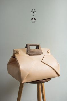 Visibly Interesting: top handle bag