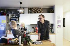 Helsingin seudusta yritetään kehittää älyasumisen koelaboratoriota.
