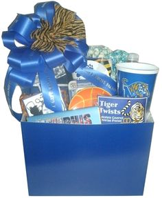 Ultimate Memphis Tiger Fan Gift Box