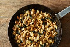 Minced Chicken and Cashew with Thai Basil recipe on Food52