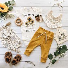 mustard outfit | kids fashion