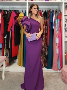 VESTIDO ANAÏS Evening Dresses, Formal Dresses, Luxury Dress, Bridesmaid, Gowns, Weddings, Outfits, Clothes, Style