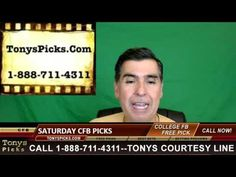 College Football Betting Picks Saturday Predictions Odds Point Spreads 1...