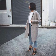 via @manhattan_fashion_styles 💖 📷 @pepamack 🔝 ✔️