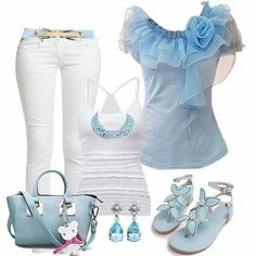 TOO cute! SO in LOVE with Blue <3