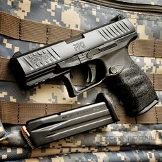 Walther PPQ M2 9mm I found this to be extremely accurate and similar in comfort to the Springfield Mod2.